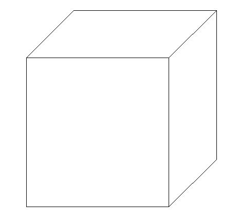 cubo perspectiva