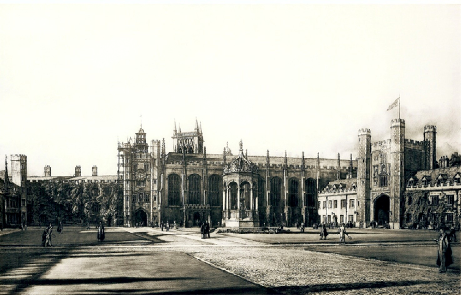 Newton - Trinity College, Cambridge